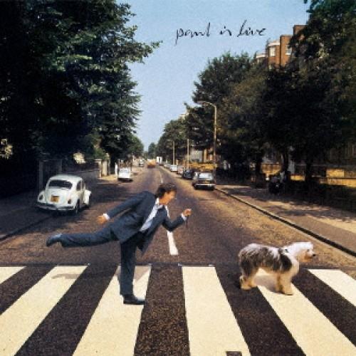 【予約】【CD】ポール・イズ・ライヴ〜ニュー・ワ...