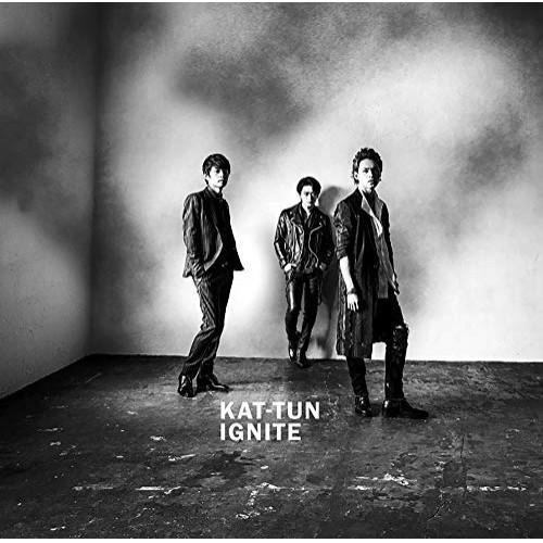 【CD】IGNITE(通常盤)/KAT-TUN [JACA-5800] カト...