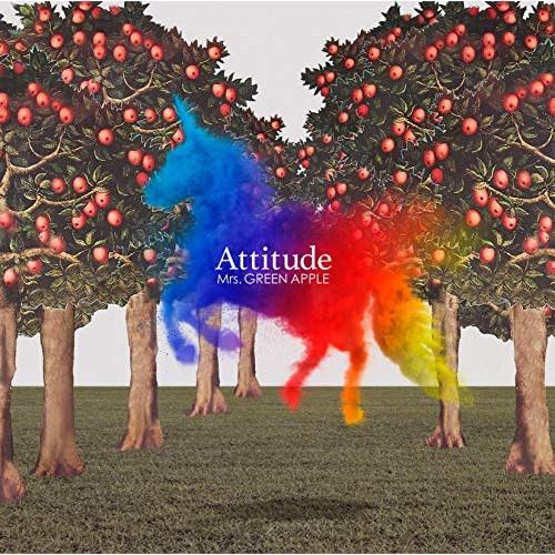 【CD】Attitude(通常盤)/Mrs.GREEN APPLE [UPCH-2...
