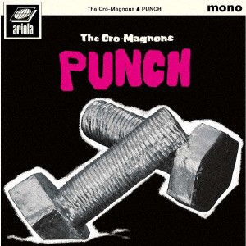 【予約】【CD】PUNCH/クロマニヨンズ [BVCL-995]