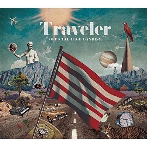 【CD】Traveler(通常盤)/Official髭男dism [PCCA-...