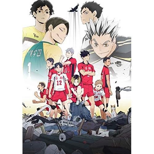 【DVD】ハイキュー!! 陸 VS 空/ハイキュー!! [TDV...