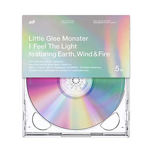 【予約要確認】【CD】I Feel The Light(初回生産...