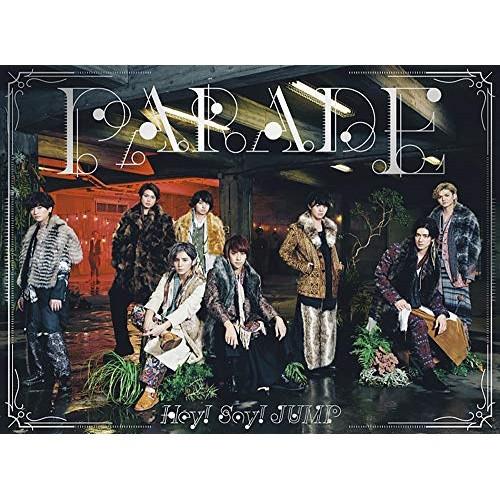 【予約】【CD】PARADE(初回限定盤1)(DVD付)/Hey!S...
