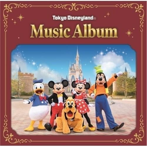 【CD】東京ディズニーランド(R) ミュージック・ア...