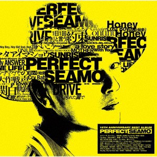 【予約】【CD】PERFECT SEAMO/SEAMO [BVCL-1044] ...