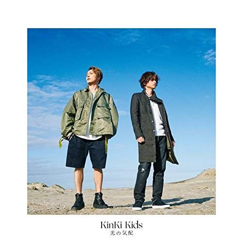 【CD】光の気配(初回盤B)(DVD付)/KinKi Kids [JEC...