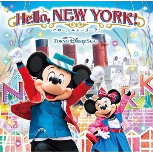 【CD】東京ディズニーシー ハロー、ニューヨーク!...