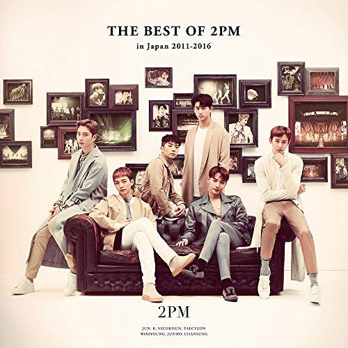 【CD】THE BEST OF 2PM in Japan 2011-2016(通常...