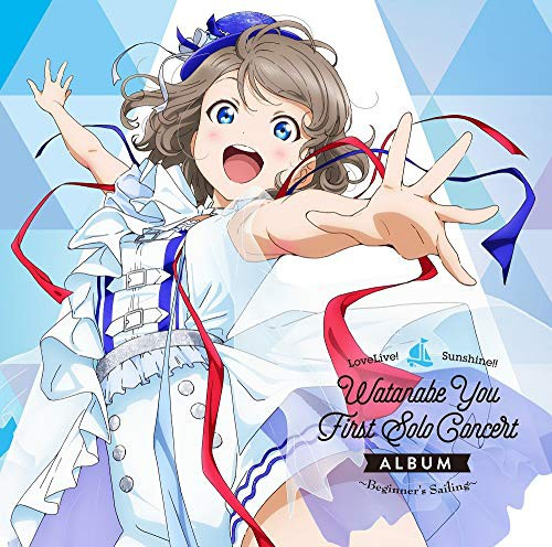 【CD】LoveLive! Sunshine!! Watanabe You First ...