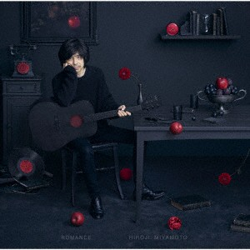 【CD】ROMANCE(初回限定盤)/宮本浩次 [UMCK-7089]...