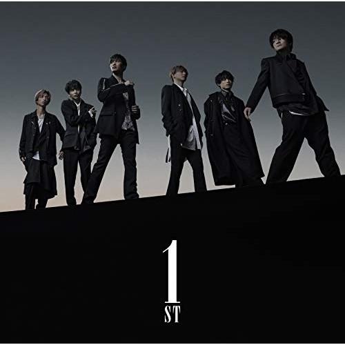 【CD】1ST(通常盤)/SixTONES [SECJ-20] ストーン...
