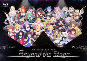 (予約)【Blu-ray】hololive 2nd fes. Beyond the ...