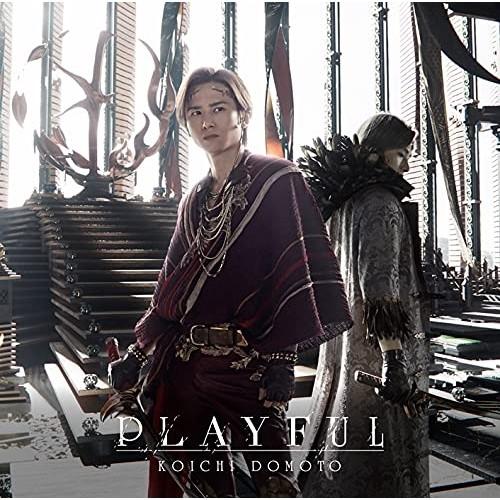 【CD】PLAYFUL(通常盤)/KOICHI DOMOTO [JECN-607]...