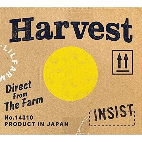 【CD】HARVEST/韻シスト [LFCD-1437] インシスト
