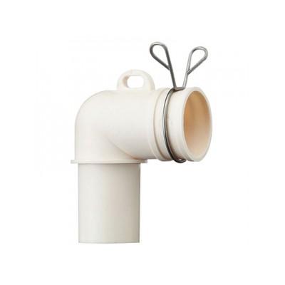 三栄水栓製作所 洗濯機排水トラップエルボ ホース...
