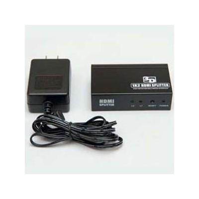 ホーリック HDMIスプリッター 2分配器 1入力・2出...