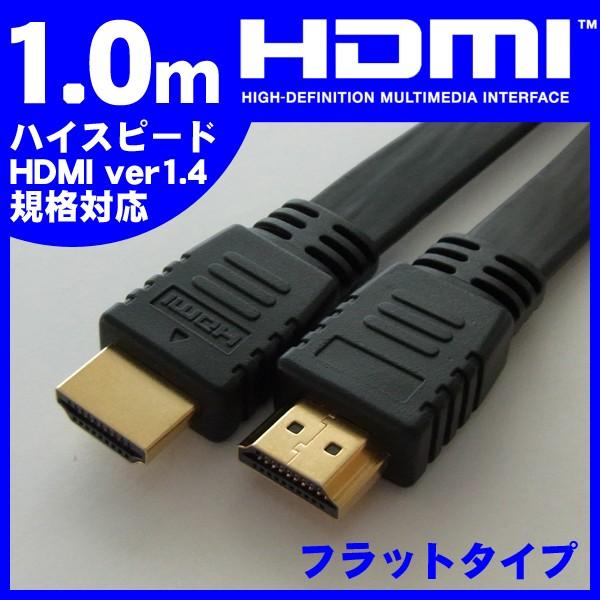 【メール便/送料無料】 HDMIケーブル タイプAオス...
