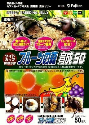 ワイドカップ フルーツの森 育成 【50個入】...