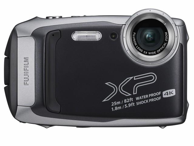富士フイルム デジタルカメラ FinePix XP140 [ダ...