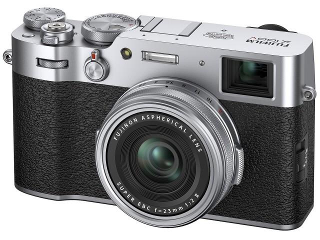 富士フイルム デジタルカメラ FUJIFILM X100V [シ...