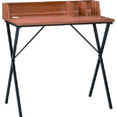 デスク (テーブル 机) 80cm幅 金属 スチール ア...