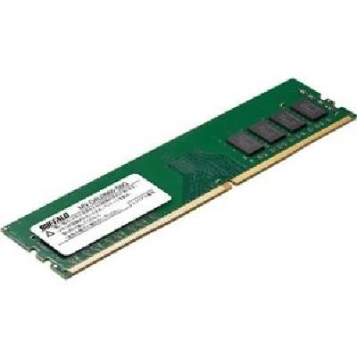 バッファロー PC4-2666対応 288ピン DDR4 U-DIMM ...