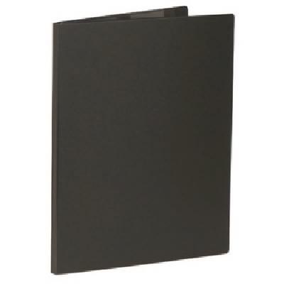 SHIROKUMA 演奏会用ファイル ブラック【1冊】 黒