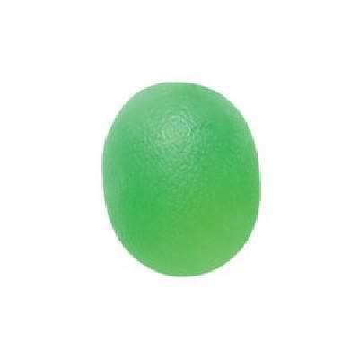 (まとめ)DLM 手指訓練タマゴ 緑【×3セット】  ...