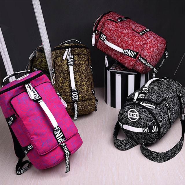 4月下旬発送 リュック ボストンバッグ バッグ 2way バックパック 斜め掛けバッグ 大容量 旅行バッグ 旅行 部活 クラブ メン