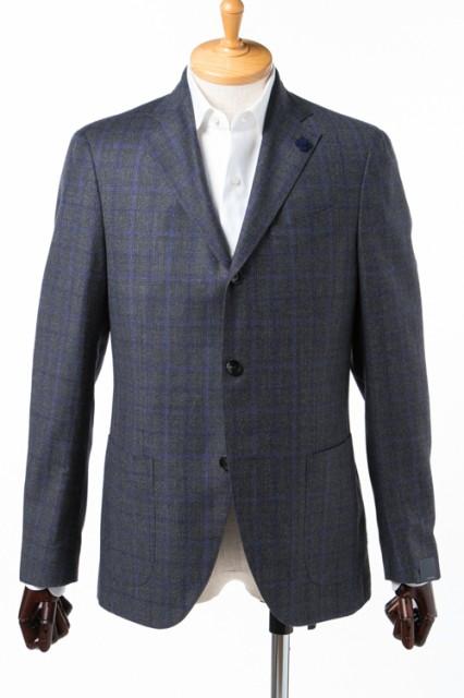 2019年新作 ラルディーニ LARDINI テーラードジャケット メンズ (IE557AE G3408) グレー 【送料無料】, プロクルー 国産ハンガーラック 4fa9b1ea