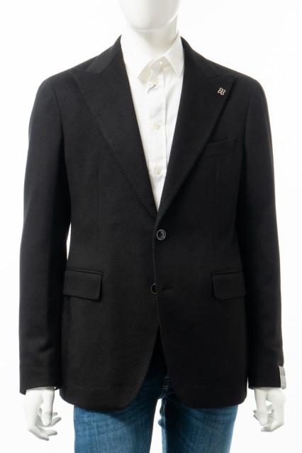 宅配便配送 タリアトーレ TAGLIATORE ジャケット ブラック メンズ (1SVS26B19UIG015) 送料無料, La foresta d'Italia 07902f84