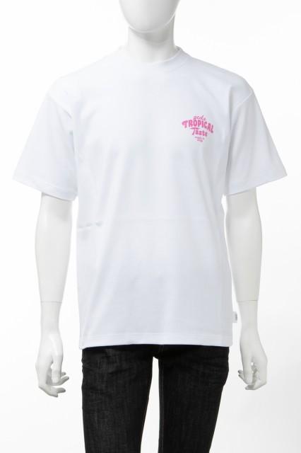 【期間限定送料無料】 ジーシーディーエス GCDS メンズ Tシャツ 丸首 半袖 丸首 クルーネック ホワイト メンズ (SS20M020078) (SS20M020078) 2020年春夏新作, 9010motoring:e550d30e --- chevron9.de