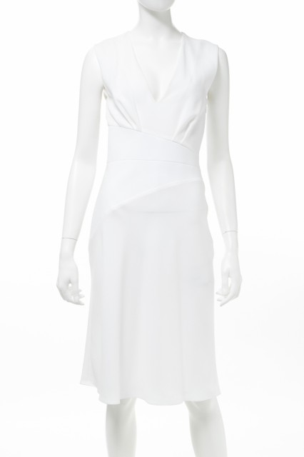 2018新入荷 バレンシアガ BALENCIAGA ワンピース ドレス (312995 ノースリーブ ホワイト レディース (312995 TAD82) TAD82) 送料無料 送料無料 人気ブランド, 秋山村:b1df5a33 --- standleitung-vdsl-feste-ip.de