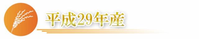 平成29年産