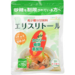 LOHAStyle エリスリトール(1kg)(発送可能時期:3-7日(通常))[エリスリトール]