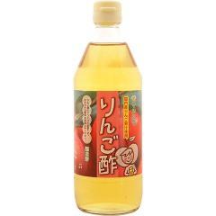 マルシマ りんご酢(500mL)(発送可能時期:1週間-10日(通常))[食酢]