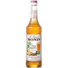 モナン レモンジンジャー・シロップ(700mL)(発送可能時期:1週間-10日(通常))[シロップ]