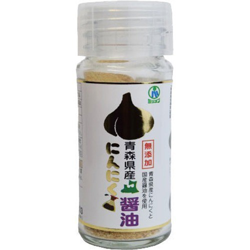 ミリオン 青森県産 にんにく醤油(18g)(発送可能時期:2週間以上)[醤油 (しょうゆ)]