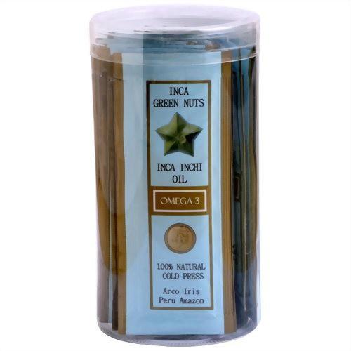 インカインチオイル(グリーンナッツオイル) 使い切りタイプ(4g*20包)(発送可能時期:2週間以上)[ダイエットサプリメント その他]