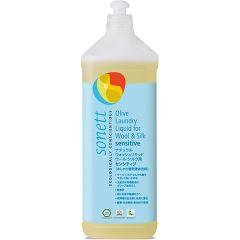 ソネット ナチュラルウォッシュリキッド ウール・シルク用 センシティブ SNN3654(1L)(発送可能時期:3-7日(通常))[洗濯洗剤]