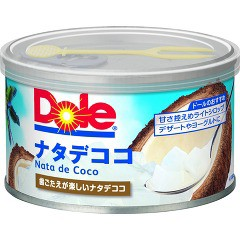 ドール ナタデココ(227g)(発送可能時期:3-7日(通常))[フルーツ加工缶詰]