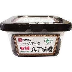 カクキュー 有機 八丁味噌(300g)(発送可能時期:1週間-10日(通常))[味噌 (みそ)]