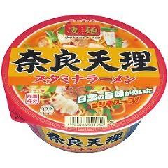凄麺 奈良天理スタミナラーメン(1コ入)(発送可能時期:1週間-10日(通常))[カップ麺]