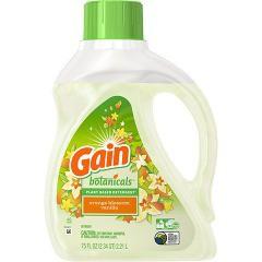 ゲイン 洗濯洗剤 ボタニカル オレンジブロッサムバニラ(2.21L)(発送可能時期:3-7日(通常))[洗濯洗剤(液体)]