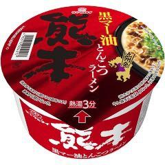 マルタイ 黒マー油とんこつ熊本ラーメン(1コ入)(発送可能時期:3-7日(通常))[カップ麺]