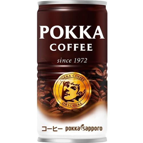 ポッカコーヒー オリジナル(190g*30本入)(発送可能時期:1週間-10日(通常))[缶コーヒー(加糖)]