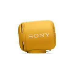 ソニー ワイヤレスポータブルスピーカー イエロー SRS-XB10(1台)(発送可能時期:3-7日(通常))[スピーカー]
