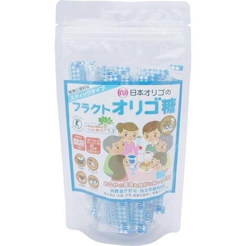 日本オリゴ フラクトオリゴ糖(13g*16コ入)(発送可能時期:1週間-10日(通常))[トクホの炭酸]