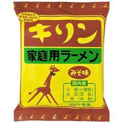 キリンラーメン みそ味 化学調味料不使用(90g)(発送可能時期:3-7日(通常))[袋麺]